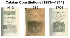 Catalan_Constitutions